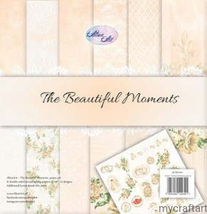 Beautiful Moments 12x12