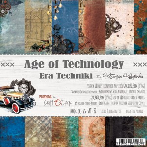 Age of technology 6x8 set