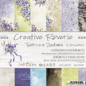 Creative reverie 6x8 set