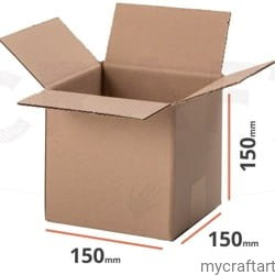 EXPODING BOX COVER FOR DELIVERY 15x15x15