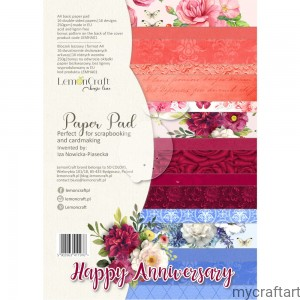 Happy Anniversary 21x29cm set