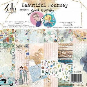 Beautiful Journey  set 6x6