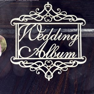 Wedding Album Cardboard