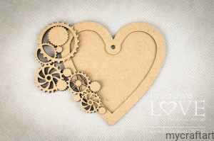 Hdf - Heart with cogs