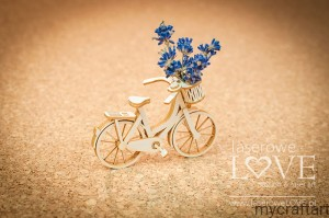 3D bike - Sweet Lavender
