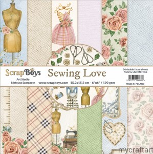 Sewing Story 6x6 set