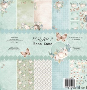 Rose Lane 12x12 set