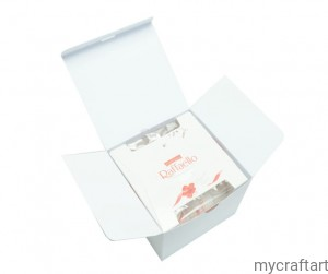 Box for Raffaello 150g white GoatBox