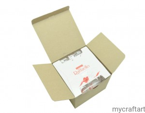 Box for Raffaello 150g kraft GoatBox
